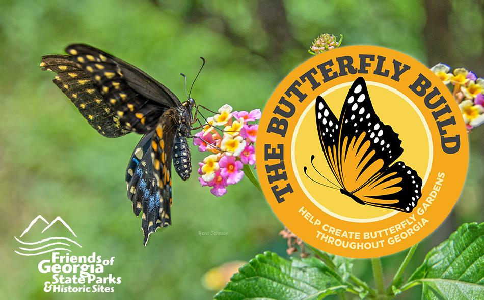 Friends Volunteers Across Georgia Have Constructed More Than 50 Pollinator  Gardens At Georgiau0027s State Parks And Historic Sites.