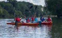 Kayak at Chattahoochee Bend